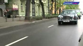 36 éves Rolls-Royce beindítása 1,5 év állás után