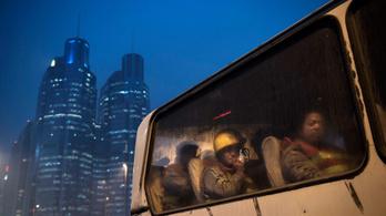 Vészesen fogynak a kínai munkáskezek