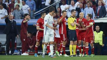 Ancelotti előre jelezte, Kassaiból elege van