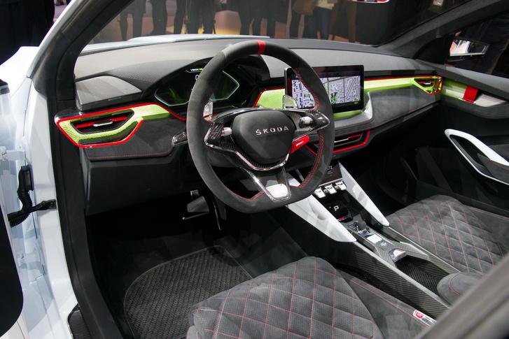 Totalcar - Magazin - Párizs 2018  Škoda Vision RS fa6f371558
