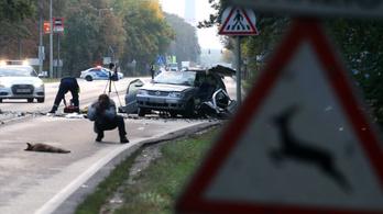 Halálos baleset történt Tiszaújvárosnál és Berenténél