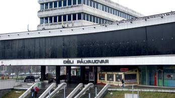 Nem indítanak pótlóbuszt a Déli pályaudvar lezárása alatt