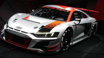 Így néz ki a következő Audi R8
