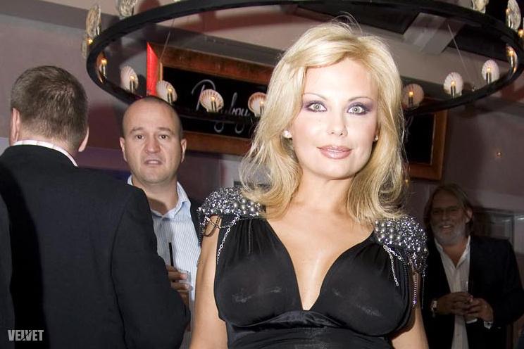 Ne zavarja össze, ez a kép kilenc évvel ezelőtt, 2009-ben készült az ex-szépségkirálynőről.