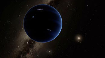 Megtalálták a rejtélyes kilencedik bolygó nyomát