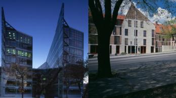 Ezt a két házat ugyanaz tervezte. Miért más mégis a kettő?