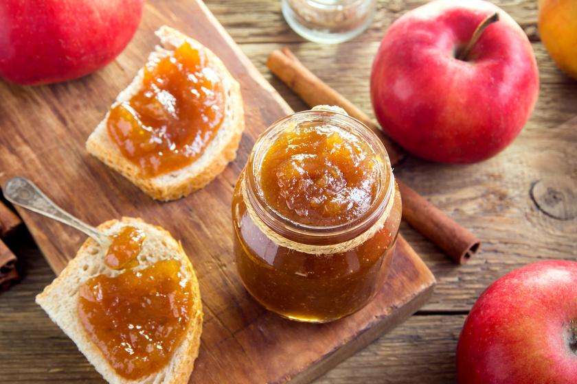 Sült, fűszeres almalekvár: így még zamatosabb lesz