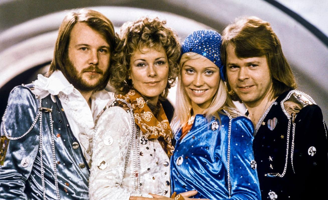 ABBA-cover