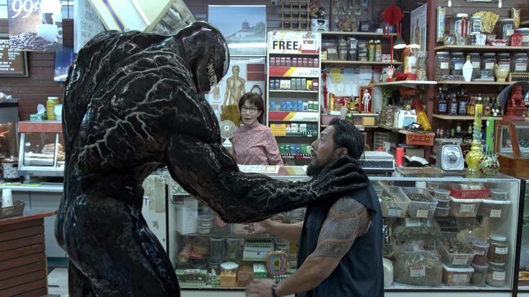 Tom Hardyn kívül senkit sem érdekelt ez a Venom