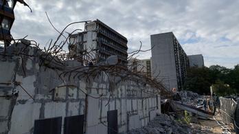 RTL: Határérték alatti az azbeszt Újlipótvárosban