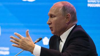 Putyin: A megmérgezett Szkripal egy hazaáruló söpredék