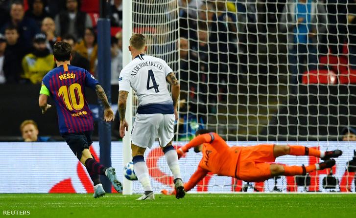 Messi kapufája