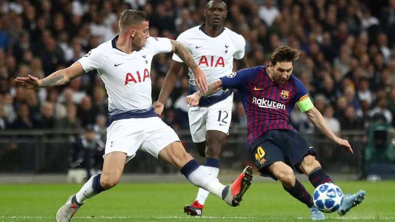 BL: őrült meccsen nyertek Messiék, a Liverpool a Napolinál bukott