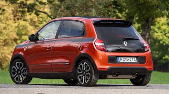 Renault Twingo Sport GT – 2018.
