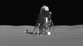 Holdkompot tervezett a Lockheed Martin