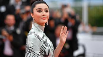 A rendőrség tarthatta fogva az eltűnt kínai filmsztárt