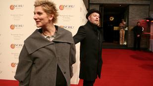Szabó Győző és Rezes Judit második gyereküket várják