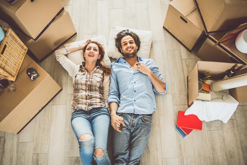 Milyen lesz a kapcsolat az összeköltözés után? Vicces rajzokon mutatta meg a férfi