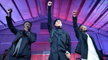 Plágiummal gyanúsítják a Black Eyed Peast