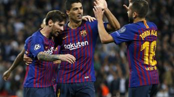 A gól, amitől Barca a Barca