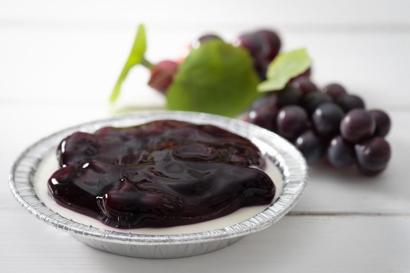Zamatos szőlőzselé vaníliával és fahéjjal: húsok mellé és kenyérre is kitűnő