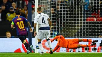 Messi és az ikerkapufák