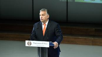 Orbán Viktor: Magyarországon kultúrbéke van