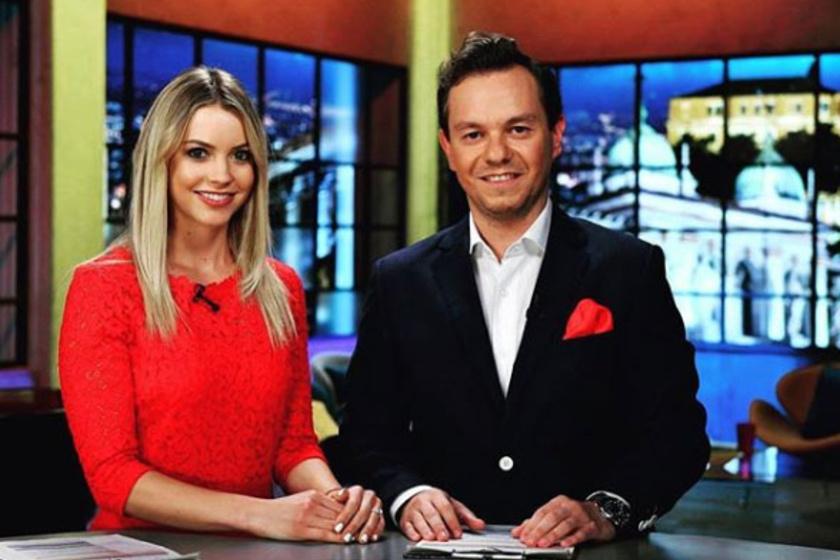 Az M5 műsorvezető-párosa, Nacsa Olivér és Somossy Barbara 2018 tavaszán vállalták fel szerelmüket, azóta össze is házasodtak.