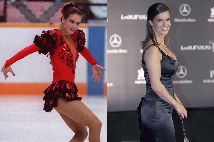 Az 1988-ban Calgary-ban megrendezett téli olimpián és harminc évvel később, 2018-ban.