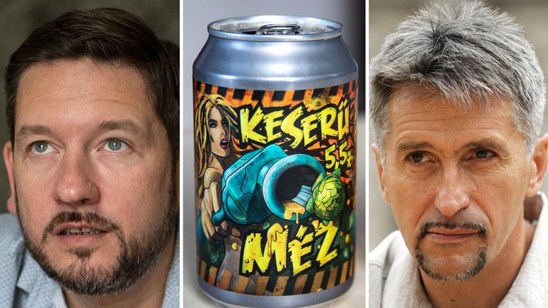 Hogy kerül két sör egy néven piacra?