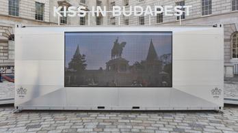 Orbán Ráhelhez kötődő pavilon képviselte hazánkat a London Design Biennale-n