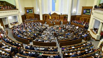 Elfogadták az ukrán nyelvtörvényt