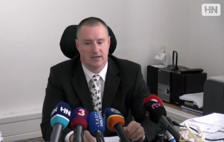 Peter Sufliarsky szlovák főügyészhelyettes