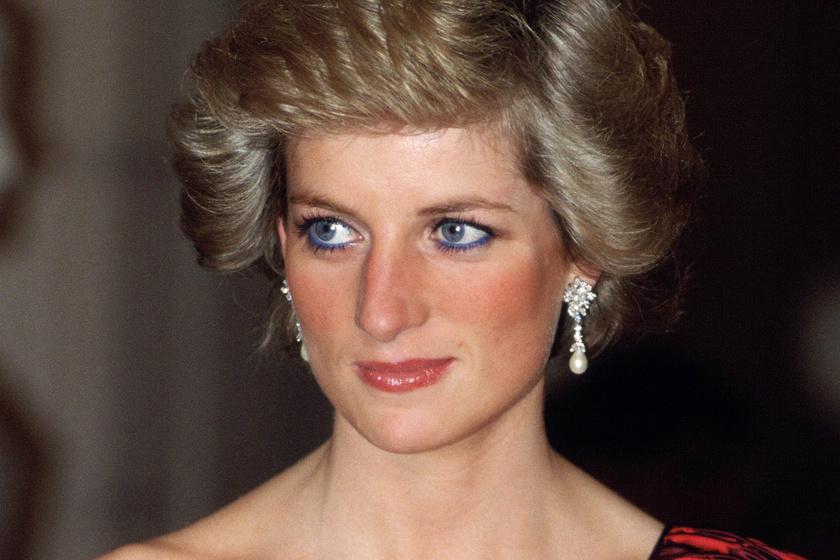 Szívszorító fotón Diana hercegnő - Az utolsó karácsonyán készült a kép
