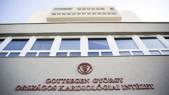 Nem igaz, hogy a Kardiológiai Intézet nem tudott az elbocsátott szívsebész betegéről