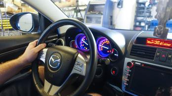 Totalcar Erőmérő: Mazda 6 GTA 2.5