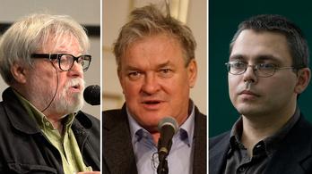 Magyar írók: A Kádár-rendszert idézi Prőhle kirúgása