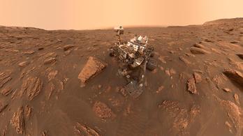 Bekapcsolták a Curiosity tartalék agyát