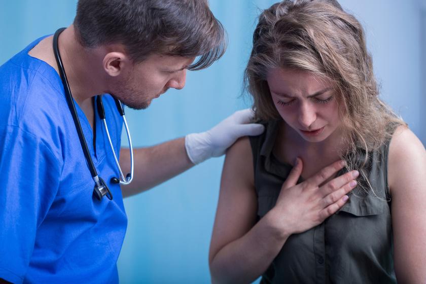 Mellkasi fájdalom ősszel: így lehet eldönteni, a szív vagy a reflux okozza-e