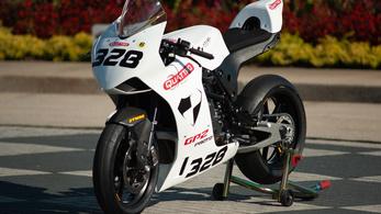 128 lóerős és 140 kilós lett a KTM alapú sportmotor