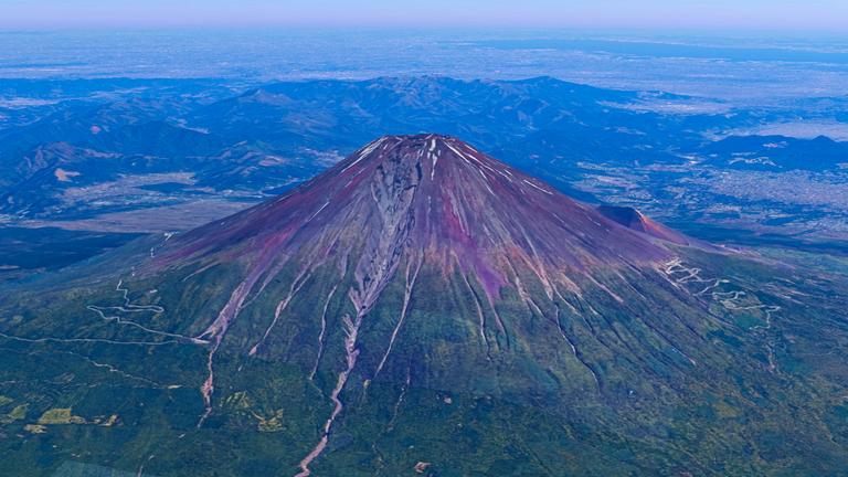 Gyötrelmes túra a Fudzsi tetejére