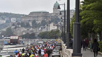 Futóverseny miatt lezárások lesznek Budapesten a hétvégén