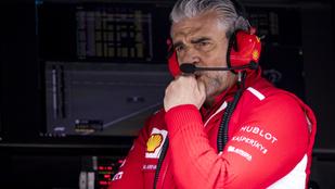 Ferrari-főnök: Nem ártana néha józan ésszel csinálni a dolgokat
