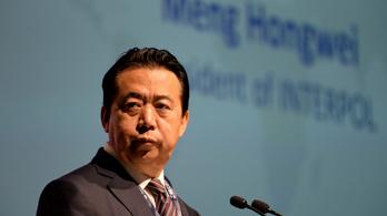 Hivatalos információt kért Kínától eltűnt vezetőjéről az Interpol