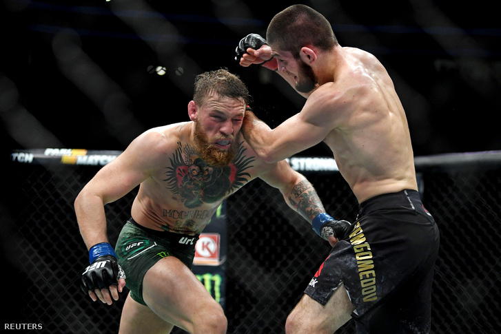 2018-10-07T050804Z 788162281 NOCID RTRMADP 3 MMA-UFC-229-NURMAGO