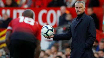 Mourinho: Ha Londonban esni fog az eső, az is az én hibám