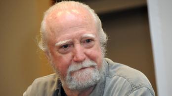 Meghalt a Walking Dead állatorvosát játszó Scott Wilson