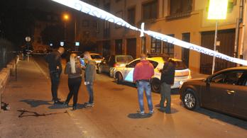 Lövöldözés volt éjjel a Józsefvárosban, feladták magukat az elkövetők