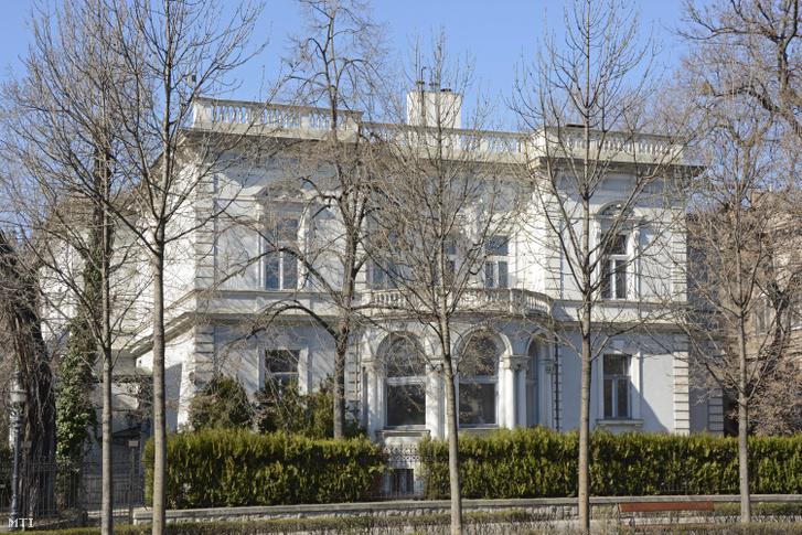 Villa az Andrássy út 116-ban
