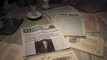 Egy akcióval máris NER kompatibilis lett a Petőfi Irodalmi Múzeum